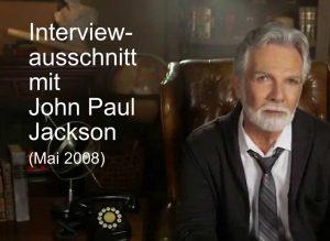 John Paul Jackson Interview